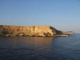 Bleak topside scenery, Sharm 2005