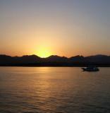 Sunset, Sharm 2005