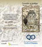Dépliant Québec Oiseaux -- Quebec Oiseaux Brochure