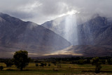 Eastern Sierra Nevada mountains / Owens Valley
