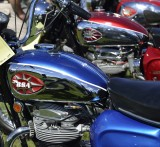 Battle of The Brits - Motorcycle Show