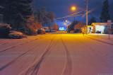 Early morning walk - 12/19/08