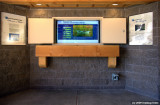 Leaburg Lake Visitor's Shelter Display