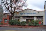 Bus Barn Building