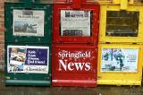 Get your latest news (thru rain drops)