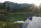 Beadnell Lake: August 1-3, 2009