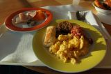 Breakfast at Palm Spring buffet See the place