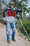10-05 Franz at Grand Canyon. Photo by Jean Claude Launay.jpg