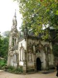 the neo-manueline chapel