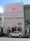 another Casa Rosada: la Casa de Barbie!