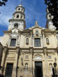 the Iglesia de Nuestra Señora de Belen