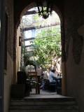 a pleasant cafe in north San Telmo