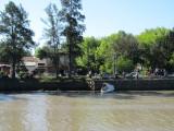 the Villa La Nata, home to a delta boat harbor