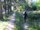 ...on our way toward the Dique Luján