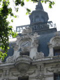 the former Prensa (newspaper) building