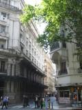 looking up Calle Uruguay
