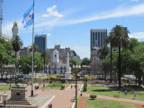 around the Plaza de Mayo