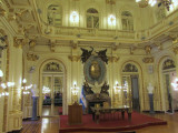 la Presidenta's ceremonial office and desk