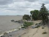 a walk along the water, around the peninsula
