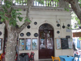 the famous restaurant El Drugstore