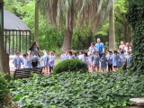 it's a favorite visit for school groups