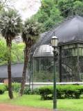 a 19th c. greenhouse