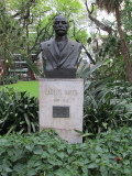 ...named for its founder, landscape architect Carlos Thays