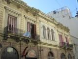 passing into the old city (Ciudad Vieja) peninsula