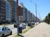 next day, a trip out to Punta Carretas, a short distance from central Montevideo
