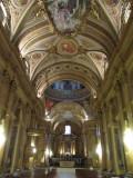 the interior by Emilio Caraffa, famed cordobes painter