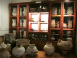 in the museum of anthropology, specializing in cultures of Argentina's north and west