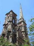 the Iglesia de los Capuchinos