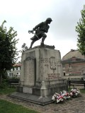at this same location, the French divisions who fought here are also remembered...