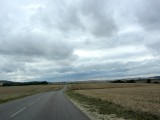 on the route to Chattancourt, part of a major road-building effort by the 104th Engineers...