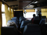 on the bus to L'viv