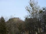 Vysocky Zamuk (castle hill)