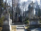 at Lychakivsky cemetery