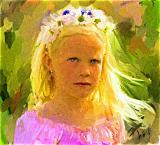 scandinavian child