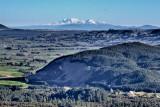Central North Island volcanoes from Mangakakaramea
