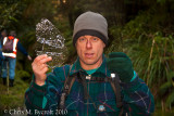 Paul Cashmore, North Islander getting excited about frozen water