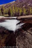 Rapids of Lyell Fork, Lyell Canyon