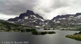 Thousand Island Lake, Banner Peak.