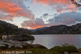 Day 7:  August 22 2010.  Sunrise at Garnet Lake.