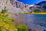 Lower lake below Donohue Pass