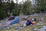 Day 9:  Campsite near Duck Creek
