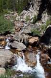Fish Creek crossing - the low altitude point of the day (9090 feet)