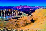 John Muir Trail - messing around with a few photos
