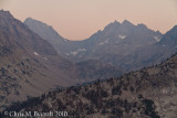 Towards Deerhorn Mountain