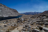 Alpine basin, south of Forester Pass
