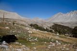 Towards Shepherd Pass and Mt Tyndall